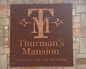 Thurman's Mansion