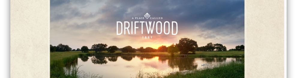 DriftwoodTx.com Website Launched